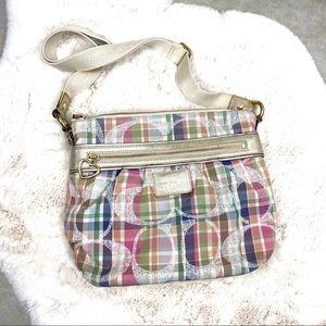 COACH vintage shoulder/crossbody purse handbag